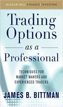 How to trade options book review